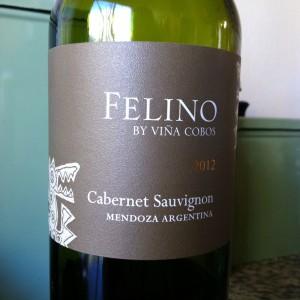 2012 Felino Cabernet Sauvignon